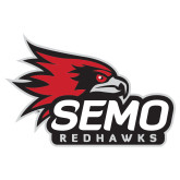 Bookstore Extra Large Decal-SEMO Logo with Redhawks
