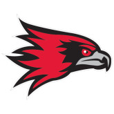Super Large Decal-Redhawk Head, 24 in Wide