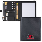 Bookstore Carbon Fiber Tech Padfolio-Primary Logo
