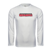 State Syntrel Performance White Longsleeve Shirt-Southeast Missouri Redhawks