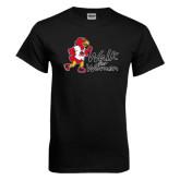 Black T Shirt-Walk For Redhawks