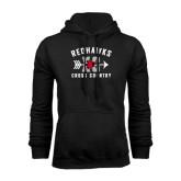 Black Fleece Hoodie-Redhawks XC