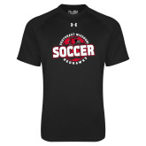 Bookstore Under Armour Black Tech Tee-Soccer