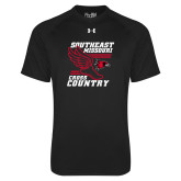 Bookstore Under Armour Black Tech Tee-Cross Country