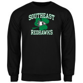 Black Fleece Crew-Southeast Redhawks Shamrock