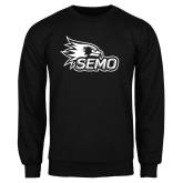 Bookstore Black Fleece Crew-SEMO Logo