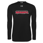 Bookstore Under Armour Black Long Sleeve Tech Tee-Southeast Missouri Redhawks