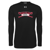 Bookstore Under Armour Black Long Sleeve Tech Tee-Baseball