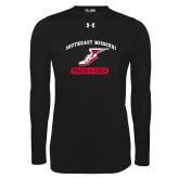 Bookstore Under Armour Black Long Sleeve Tech Tee-Track & Field