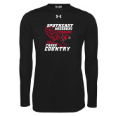 Bookstore Under Armour Black Long Sleeve Tech Tee-Cross Country
