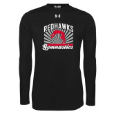 Bookstore Under Armour Black Long Sleeve Tech Tee-Gymnastics