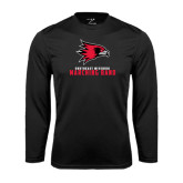 Syntrel Performance Black Longsleeve Shirt-Marching Band