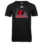 Bookstore Adidas Climalite Black Ultimate Performance Tee-Primary Logo