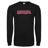 Bookstore Black Long Sleeve T Shirt-Southeast Missouri Redhawks