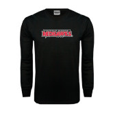 State Black Long Sleeve TShirt-Southeast Missouri Redhawks