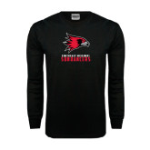 Black Long Sleeve TShirt-Sundancers