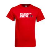 Red T Shirt-Class of Design