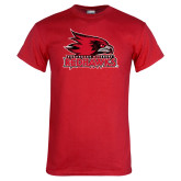 Bookstore Red T Shirt-Official Artwork Distressed 1