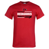 Bookstore Red T Shirt-Track & Field