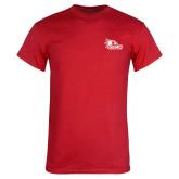 Bookstore Red T Shirt-SEMO Logo for Vinyl