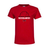 Bookstore Youth Red T Shirt-Volleyball