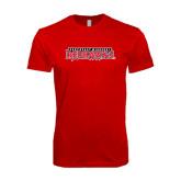 SoftStyle Red T Shirt-Southeast Missouri Redhawks