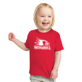 Bookstore Toddler Red T Shirt-Primary Logo