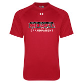 Bookstore Under Armour Red Tech Tee-Grandparent