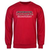 Bookstore Red Fleece Crew-Grandparent