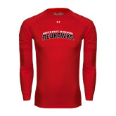 State Under Armour Red Long Sleeve Tech Tee-Arched Southeast Missouri Redhawks