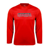 State Syntrel Performance Red Longsleeve Shirt-Southeast Missouri Redhawks