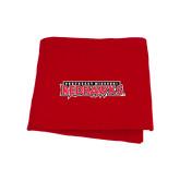 State Red Sweatshirt Blanket-Southeast Missouri Redhawks