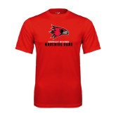 State Syntrel Performance Red Tee-Marching Band