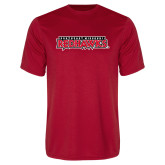 Bookstore Performance Red Tee-Southeast Missouri Redhawks