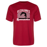 Bookstore Performance Red Tee-Gymnastics