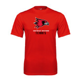 State Syntrel Performance Red Tee-Tennis