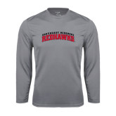 State Syntrel Performance Steel Longsleeve Shirt-Arched Southeast Missouri Redhawks