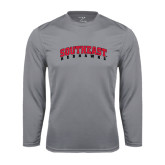 State Syntrel Performance Steel Longsleeve Shirt-Southeast Redhawks