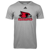 Bookstore Adidas Climalite Sport Grey Ultimate Performance Tee-Primary Logo