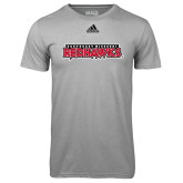Bookstore Adidas Climalite Sport Grey Ultimate Performance Tee-Southeast Missouri Redhawks