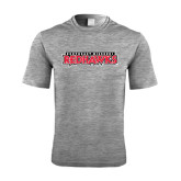 Performance Grey Heather Contender Tee-Southeast Missouri Redhawks