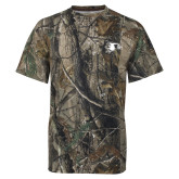 Realtree Camo T Shirt-Redhawk Head
