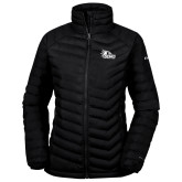 Bookstore Columbia Powder Lite Ladies Black Jacket-SEMO Logo Embroidery