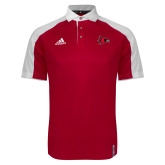 Bookstore Adidas Modern Red Varsity Polo-Hawk Head