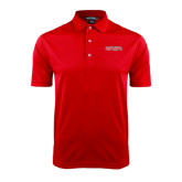 State Red Dry Mesh Polo-Southeast Missouri Redhawks