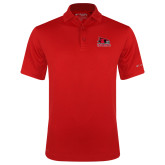 Bookstore Columbia Red Omni Wick Drive Polo-Primary Logo
