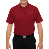 Bookstore Under Armour Cardinal Performance Polo-Hawk Head