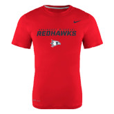 NIKE Red Dri Fit Legend Tee-