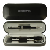 Black Roadster Gift Set-Redhawks Engraved