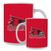 Bookstore Full Color White Mug 15oz-Primary Logo